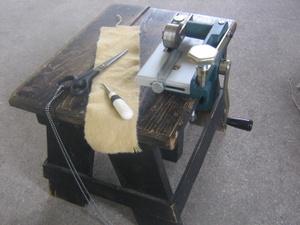 Rug Hooking Tools